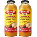 Bragg Organic Apple Cider Vinegar Beverage  Apple Cinnamon 16 oz.