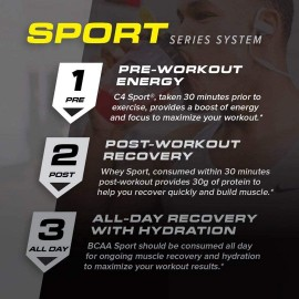 C4 Sport BCAA