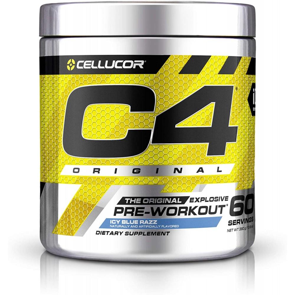 C4 Original Pre-Workout 60 Serving