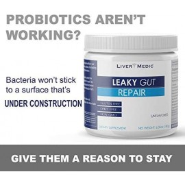 Leaky Gut Repair Powder Unflavored