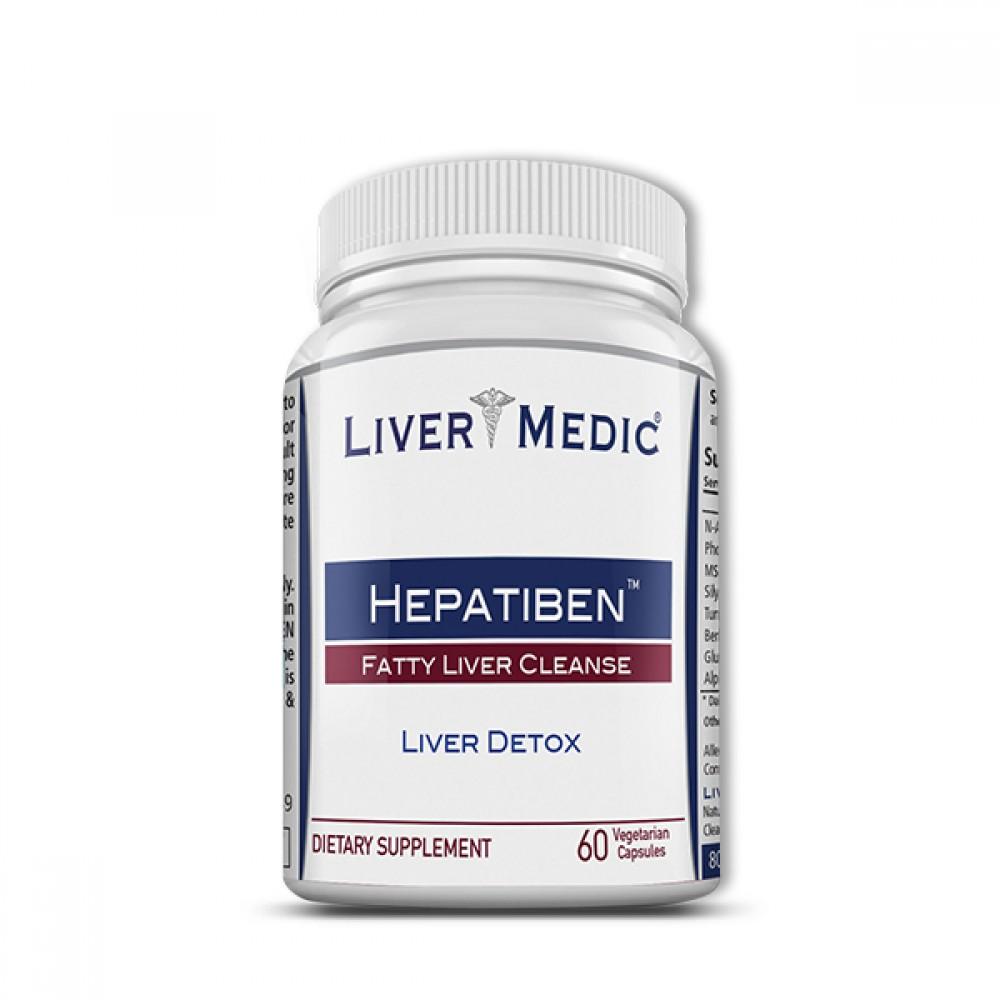 Hepatiben - Liver Detox Cleanse