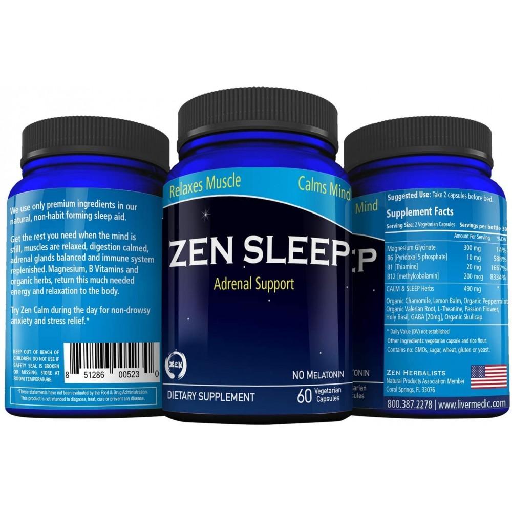 Zen Sleep Support
