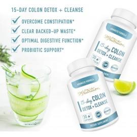Colon Cleanse & Detox 15 Days