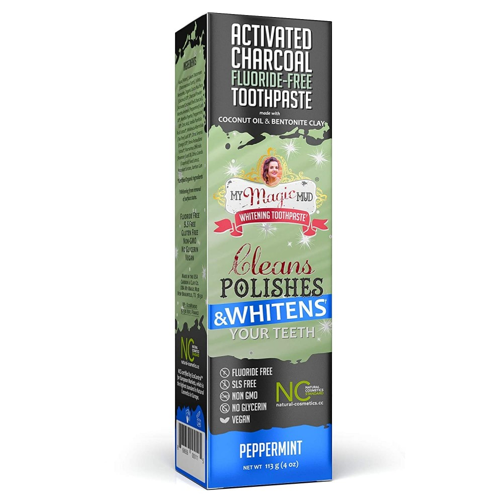 My Magic Mud Toothpaste Peppermint