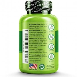 NATURELO One Daily Multivitamin for Men 60 caps