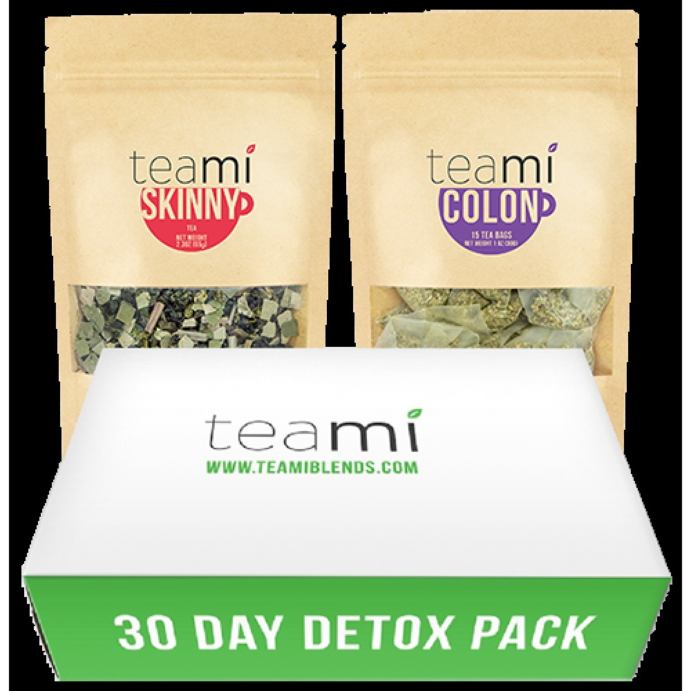 Teami 30 Days Detox Program