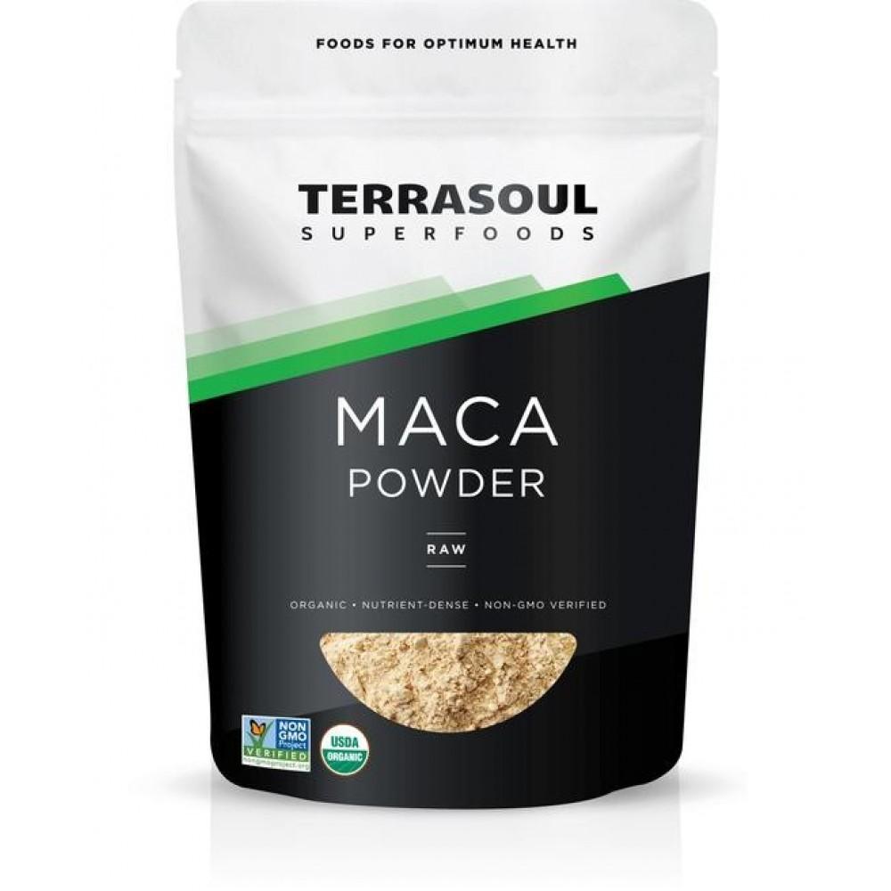 Terrasoul Superfoods Maca Powder (Organic) 6 oz.