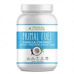 Primal Kitchen Primal Fuel Vanilla Coconut Whey Protein Powder 1.86 lbs