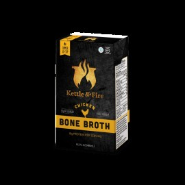 Chicken Bone Broth Soup by Kettle and Fire 16oz.