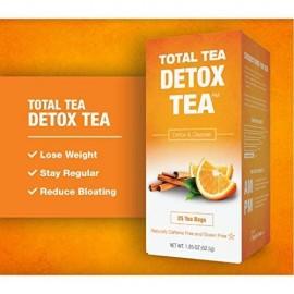 Total Tea Detox Keto 25pk.