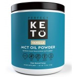 Perfect Keto MCT Oil Vanilla