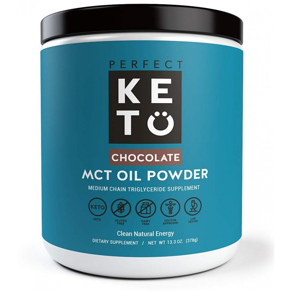 Perfect Keto MCT Oil Chocolate