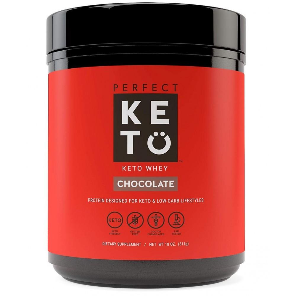 Perfect Keto Whey Protein Chocolate