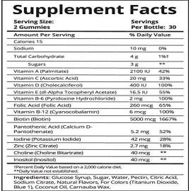 SugarBear Hair Vitamins