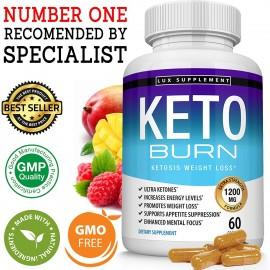 Keto Burn Pills Ketosis